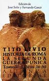 Historia de Roma : la Segunda Guerra Púnica. T.2. Libros 26-
