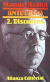 Antología, 2. Discursos