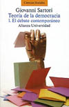 Teoría de la democracia. 1. El debate contemporáneo