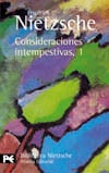Consideraciones intempestivas, 1. David Strauss, el confesor y el