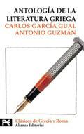 Antología de la literatura griega