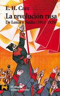 La revolución rusa. de Lenin a Stalin (1917-1929)