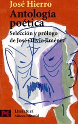 Antología poética. Hierro
