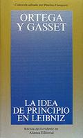 Idea de Principio en Leibniz y la Evolución de la Teoría Ded