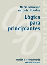 Lógica para principiantes (Contiene CD) - Huertas, Antonia