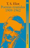 Poesías reunidas 1909-1962 - Eliot, T.S.