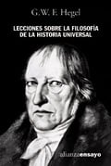 Lecciones sobre la filosofía de la historia universal - Hegel, G.W.F.