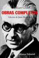 Obras completas - Gödel, Kurt