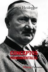 Conceptos fundamentales. Curso del semestre de verano 1941