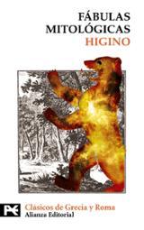 Fábulas mitológicas - Higinio