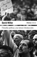 Filosofía política: una breve introducción - Miller, David