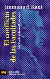 El conflicto de las Facultades en tres partes - Kant, Immanuel