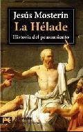 La Hélade. Historia del pensamiento