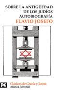 Sobre la antigüedad de los judíos- autobiografía