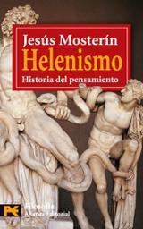 Helenismo. Historia del pensamiento