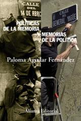 Políticas de la memoria y memorias de la política - Aguilar Fernández, Paloma