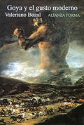 Goya y el gusto moderno