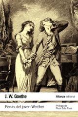Penas del joven Werther - Goethe, J.W.