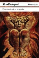 El concepto de la angustia - Kierkegaard, Soren