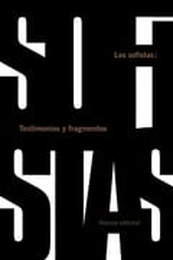 Los sofistas. Testimonios y fragmentos - AAVV