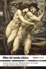 Mitos del mundo clásico. Versión libre de las metamorfosis de Ovi - Navarro Durán, Rosa