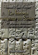 La historia empieza en Sumer - Kramer, Samuel Noah