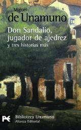 Don Sandalio, jugador de ajedrez y tres historias más