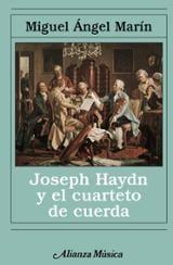 Joseph Haydn y el cuarteto de cuerda - Marín, Miquel Àngel