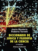 Diccionario de Lógica y Filosofía de la ciencia