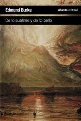 De lo sublime y lo bello - Burke, Edmund