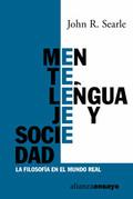 Mente, lenguaje y sociedad: la filosofía en el mundo real