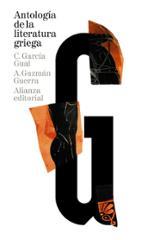 Antología de la literatura griega (S. VIII a.C - IV d.C)