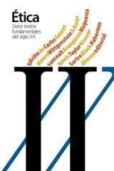 Doce textos fundamentales de la Ética del siglo XX - Gómez, Carlos (ed)
