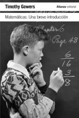 Matemáticas: una breve introducción - Gowers, Thimoty