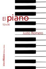 El piano - Romero, Justo