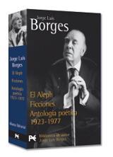 El Aleph. Ficciones. Antología poética 1923-1977
