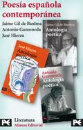 Poesía española contemporánea (Estuche)