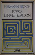 Poesía e investigación