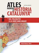 Atles Manual d´Història de Catalunya, vol I. Del paleolític a la - Hurtado i Cuevas, Víctor
