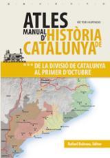 Atles Manual d´Història de Catalunya, vol.3 - Hurtado i Cuevas, Víctor