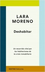 Deshabitar - Moreno, Lara