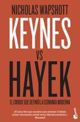 Keynes vs Hayek - Wapshott, Nicholas