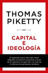 Capital e ideología - Piketty, Thomas