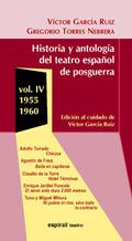 Historia y antología del teatro español de posguerra vol IV (1956