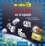 Max y Mia en el espacio