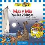 Max y Mia con los vikingos