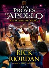 Les proves d´Apol·lo 5 La torre de Neró - Riordan, Rick