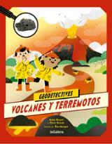 Geodetectives 2. Volcanes y terremotos - Ganeri, Anita