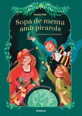 Sopa de menta amb picarols - Berloso Clarà, Laia (ilustr.)