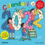 Calendari 2022 - Calafell, Roser